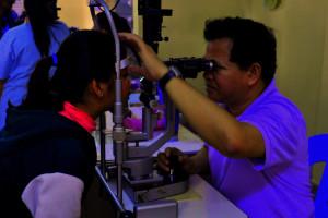 Cambodia Eye clinic